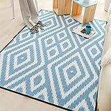 Mjb Teppich, europäischer Stil, geometrisch, groß, für Schlafzimmer/Nachttisch,...