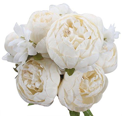 XIUER Flores artificiales