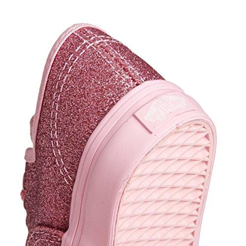 Vans Authentic, Baskets Basses Mixte Adulte pink