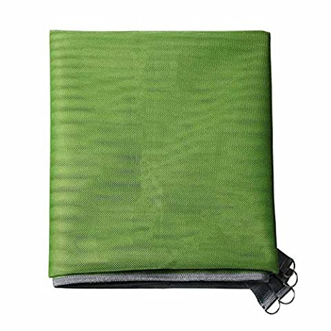 LanLan Portable Beach Mat Sand Free Blanket Sand Dirt & Dust disappear for Outdoor Beach Picnic Camping Green 1.45*2m