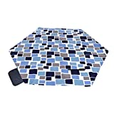 Himifutre 220*220cm hexagonale pique-nique Tapis de couverture de jardin de camping pour randonnée Camping en plein air Voyage Plage