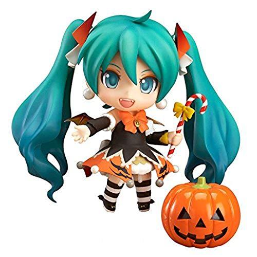 Huangyingui Snow Miku: Ver Halloween. Figura de Acción Nendoroid