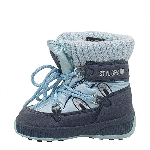 Styl Grand - 3003 - Apres-ski Baby Turquoise