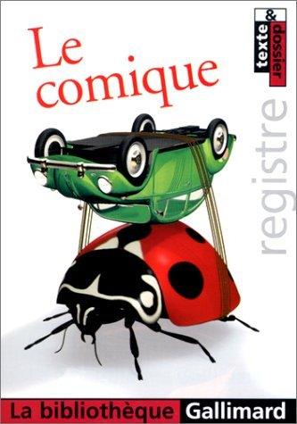 Le Comique by Jean-Charles Chabanne (2002-09-18)