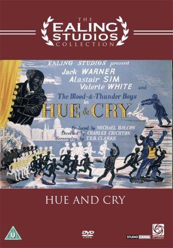 Bild von Hue & Cry [DVD] [1947] by Alastair Sim