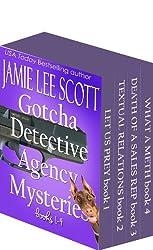 Gotcha Detective Agency Mysteries Boxed Set 1-4: Gotcha Detective Agency Mystery (English Edition)