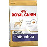 3kg Royal Canin Royal Canin Chihuahua Junior (2x 1,5kg) von Maltby 's UK
