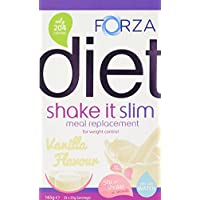 FORZA Shake It Slim Vanilla Flavour, Pack of  3