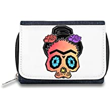 Frida Monedero de Cremallera Bolso Zipper Wallet| The Stylish Pouch To Keep Everything Organized| Ideal For Everyday Use & Traveling| Authentic Accessories By Hamerson