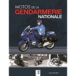 Motos de la Gendarmerie nationale