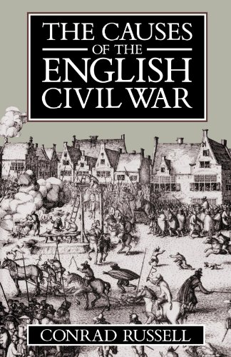 The Causes of the English Civil War: The Ford Lectures Delivered in the University of Oxford 1987-1988 por Conrad Russell