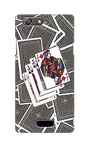ZAPCASE Printed Back Cover for OPPO Neo 5