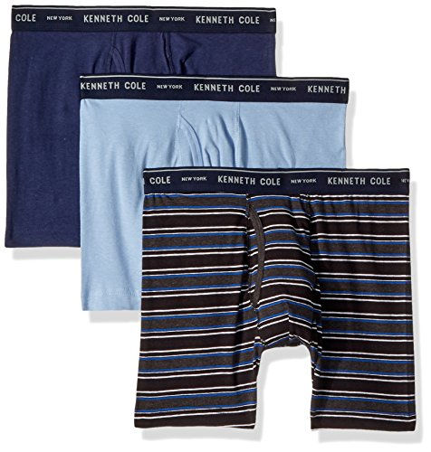 Kenneth Cole New York Men's Boxer Briefs Pack of 3