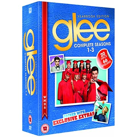 Glee-Seasons 1-3