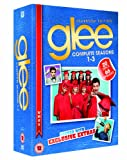 """Glee - Season 1 - 3"" - Komplettbox - UK-Import"