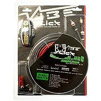 VIBE Audio - Kit de cableado para sistema de audio de coche (2000 W)