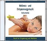 Wellnessmusik und Entspannungsmusik Instrumental - Musik zur Entspannung, Ruhe, Meditation, Tiefenentspannung - für Kin
