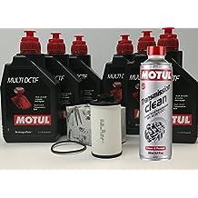 MOTUL Pack Aceite Cajas DSG Multi DCTF 6 litro (G052182A2) + Filtro Original 02E305051