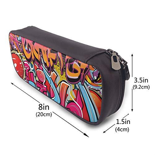 Zoom IMG-2 cute pencil casehip hop street
