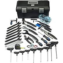 Zero12 caja de herramientas para bicicleta Profesional - 38 piezas
