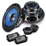 Sinustec ST-165 Front/Heck 16,5cm/165mm 2-Wege Kompo Auto Lautsprecher/Boxen/Speaker kompatibel für KIA