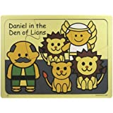 Puzzle-Daniel In The Lions Den/Wooden by SWANSON