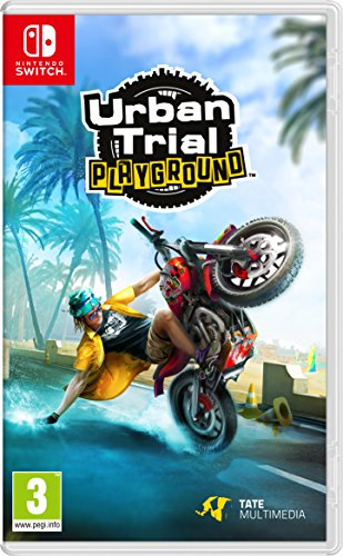 Urban Trial Playground pour Nintendo Switch