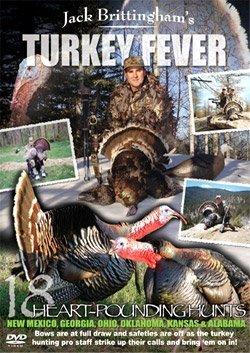 Turkey Fever ~ Gobbler ~ Gun & Archery Hunting DVD