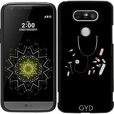 Custodia in silicone per LG G5 - Attrezzature Medici by