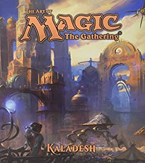 The Art of Magic: The Gathering - Kaladesh by James Wyatt (1421590506) | Amazon price tracker / tracking, Amazon price history charts, Amazon price watches, Amazon price drop alerts