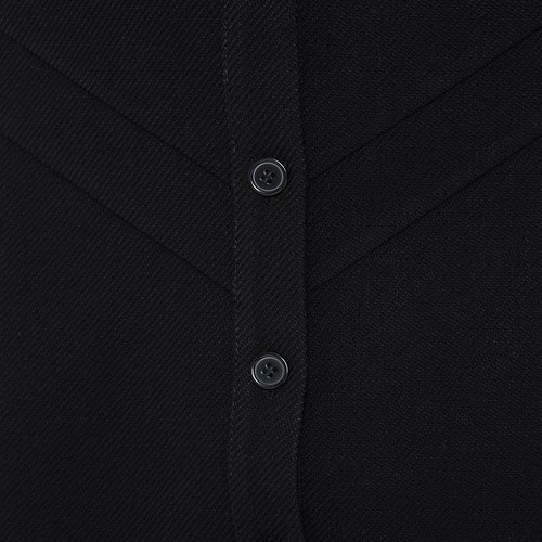Promod Jupe trapèze Femme Noir