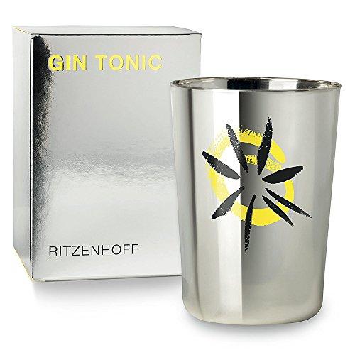 RITZENHOFF Next Gin Design Ginglas, Gin Tonic, Becher, Schnaps, Glas, Frühjahr 2017, David Cecil Holmes, 250 ml, 3530004