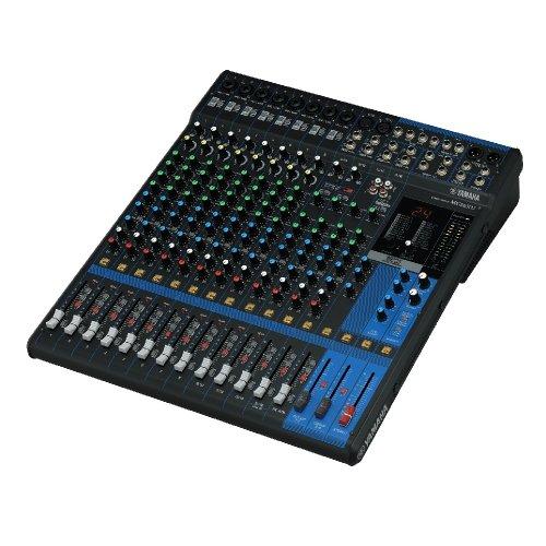Yamaha MG16XU 16channels audio mixer - Audio Mixers (16 channels, 24 bit, -78 dB, 192 kHz, 0.03%, 6.3 mm)
