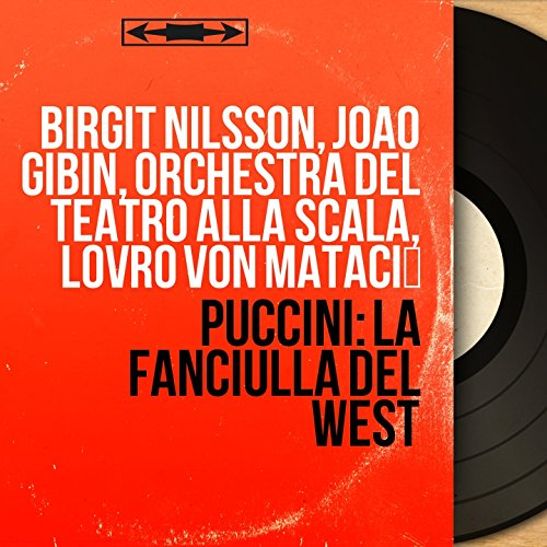 La fanciulla del West, Act I: