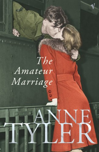 Book cover for The Amateur Marriage