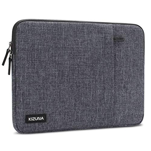 "KIZUNA Notebook Tasche 12.5-13 Zoll Laptop Hülle Sleeve Wasserdicht Schutzhülle Case Bag Etui Laptophülle Für 2017 13\"" MacBook Pro/12.9\"" iPad Pro/13.9\"" Huawei MateBook X Pro/Lenovo Yoga 720,Grau"