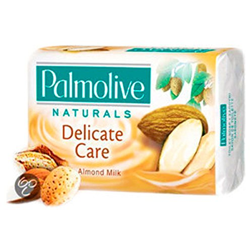 Palmolive Sapone di Mani, Naturals Delicate Care With Almond Milk, 200 gr