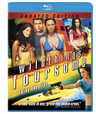 Wild Things: Foursome [Blu-ray] [Import anglais]
