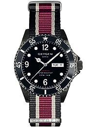 University Sports Press EX-D-MBB-40-NN-BLIVPL - Reloj de cuarzo unisex, correa de nailon multicolor