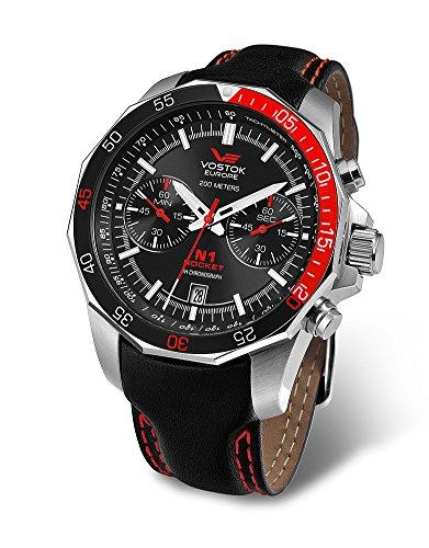 Vostok Europe Rocket N1 Men's Quartz Watch 6S21-2255295
