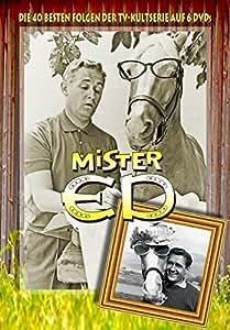 Mr. ED - Das Sprechende Pferd, limited Edition, 6 dvds Box, deutsch (Mister Ed)
