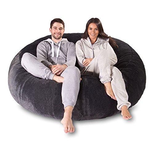 lounge pug mega mammoth sofa sitzsack xxl schlafsofa. Black Bedroom Furniture Sets. Home Design Ideas