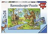Ravensburger 09117 - Tiere des Waldes