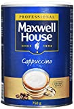 Maxwell House instantánea Cappuccino - 1 x 750GM