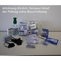 DIN FÜLLUNG 13157 für VERBANDSKASTEN SPECIAL ELEKTROTECHNIK Lüllmann Erste Hilfe Füllung 620114 preisvergleich bei billige-tabletten.eu
