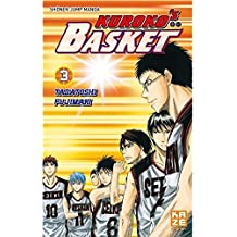 Kuroko's Basket Vol. 3