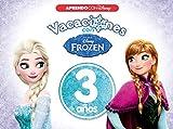Best Libros para leer en Vacaciones - Vacaciones con Frozen. 3 años (Aprendo con Disney) Review