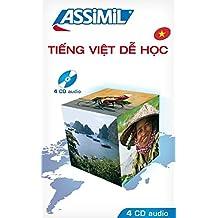ASSiMiL Selbstlernkurs für Deutsche / Assimil Vietnamesisch ohne Mühe: 4 Audio-CDs (180 Min. Tonaufnahmen) zum Lehrbuch Vietnamesisch ohne Mühe