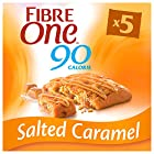 Fibre One 90 Calorie Salted Caramel Bars 5x24g