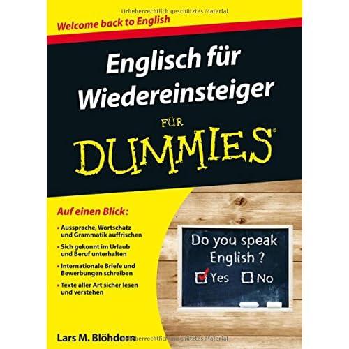 Pdf Englisch Für Wiedereinsteiger Für Dummies Kostenlos Download